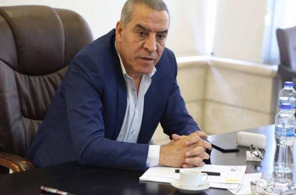 الشيخ عبر تويتر يكشف تفاصيل اجتماعه مع وزير المالية الاسرائيلي
