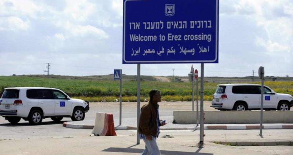 حالة المعابر في الاراضي الفلسطينية الايام القادمة