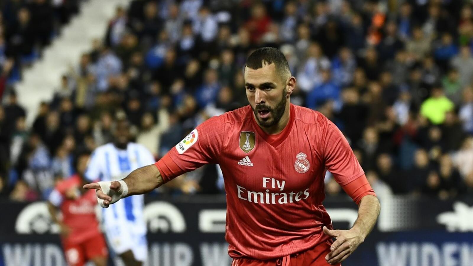 إنجاز غير مسبوق من لاعب ريال مدريد كريم بنزيما