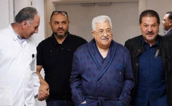 الرئيس الفلسطيني محمود عباس يتلقى علاجاً طبياً في ألمانيا والفحوصات إيجابية