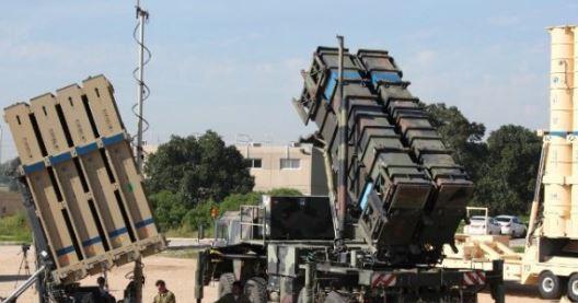 الجيش الأسرائيلي : ينشر القبة الحديدية المضادة للصواريخ في جميع أنحاء اسرائيل