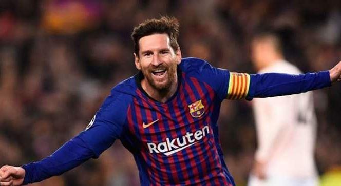 برشلونة يرفع لقب الليغا بعد الفوز علي ليفانتي