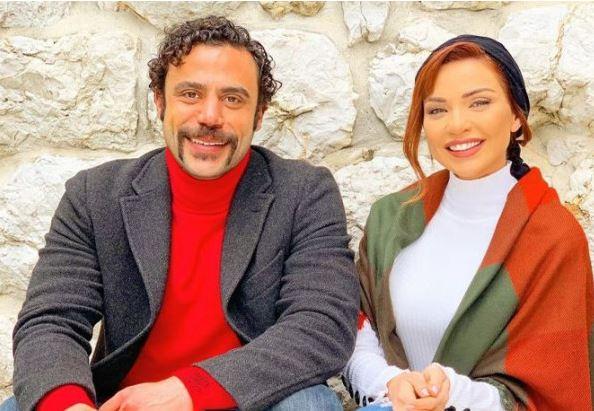 جولة غزل بين محمد عادل امام والنجمة اللبنانية داليدا علي تويتر