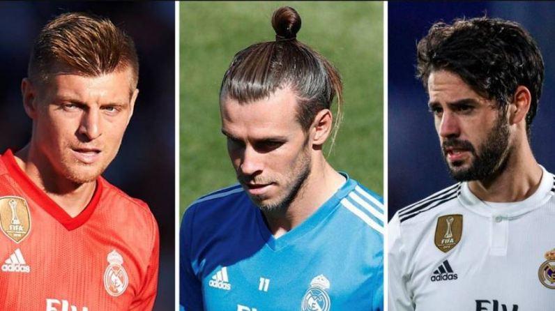 3 لاعبين من ريال مدريد مستهدفين من باريس سان جيرمان