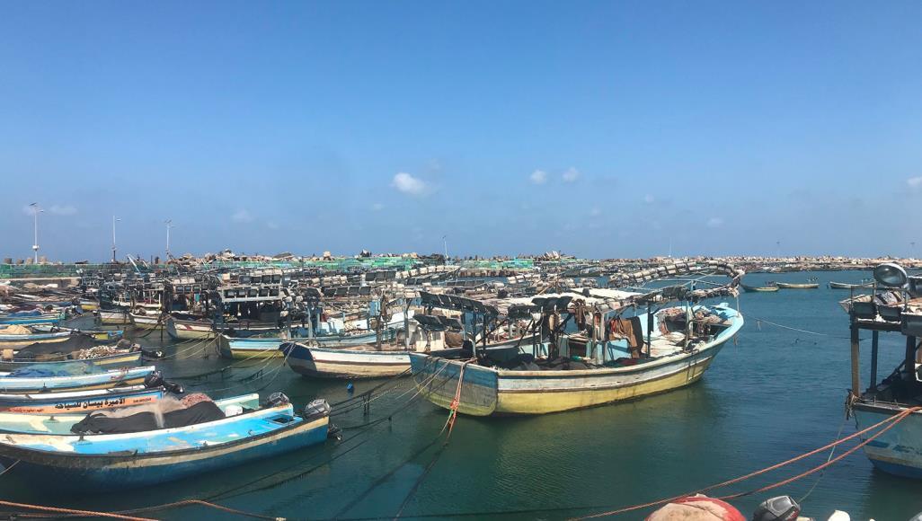 اسرائيل تسمح بتوسيع مساحة الصيد الي 15 ميل ببحر غزة