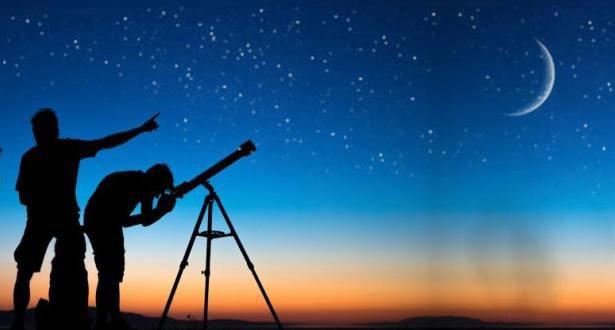 مركز الفلك يوم الأربعاء أول أيام عيد الفطر