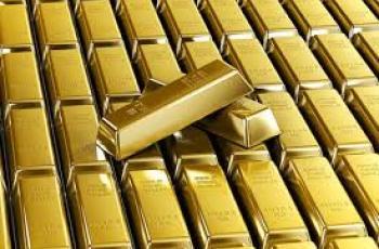 انخفاض بنسبة 5% في كمية الذهب الواردة لمديرية المعادن الثمينة