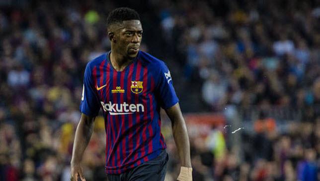 برشلونة يفكر ببيع عثمان ديمبلي