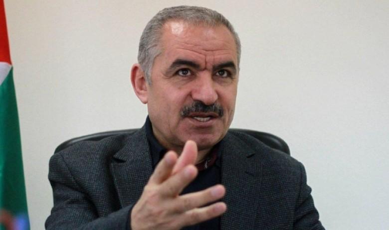 حكومة اشتية..تدعو المجتمع الدولي لوقف العدوان علي غزة