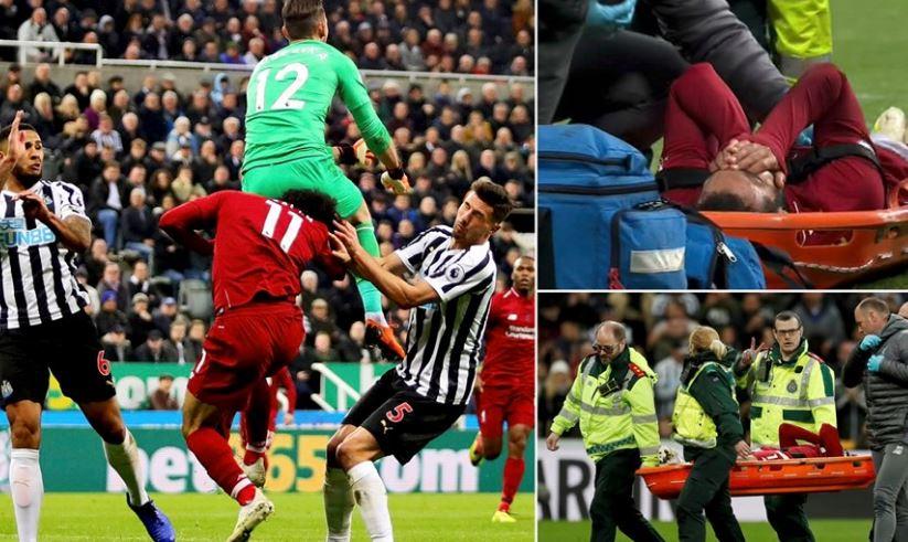 في مباراة مثيرة ليفربول يخطف فوز قاتل على نيوكاسل ويتصدر الترتيب