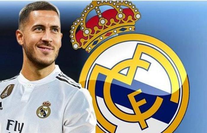 رسميا : إيدين هازارد لاعب مدريدي حتي عام 2024