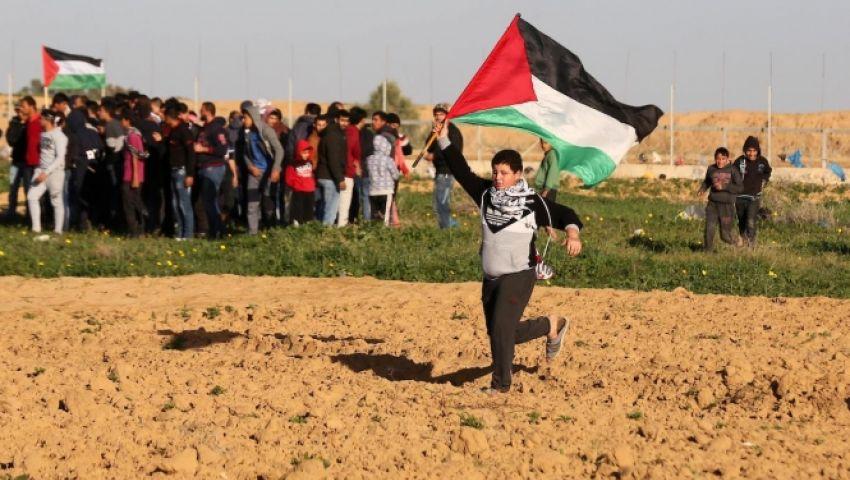 اسرائيل لمصر : لا يوجد تسهيلات بغزة الا بوقف مسيرات العودة