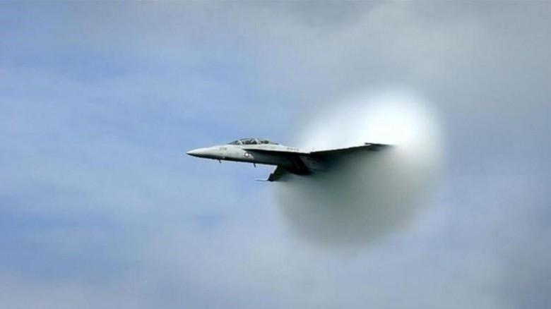 غارات وهمية من الطيران الإسرائيلي في سماء غزة