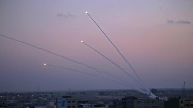 الجيش الاسرائيلي يزعم اطلاق صاروخ من قطاع غزة باتجاه اشكول