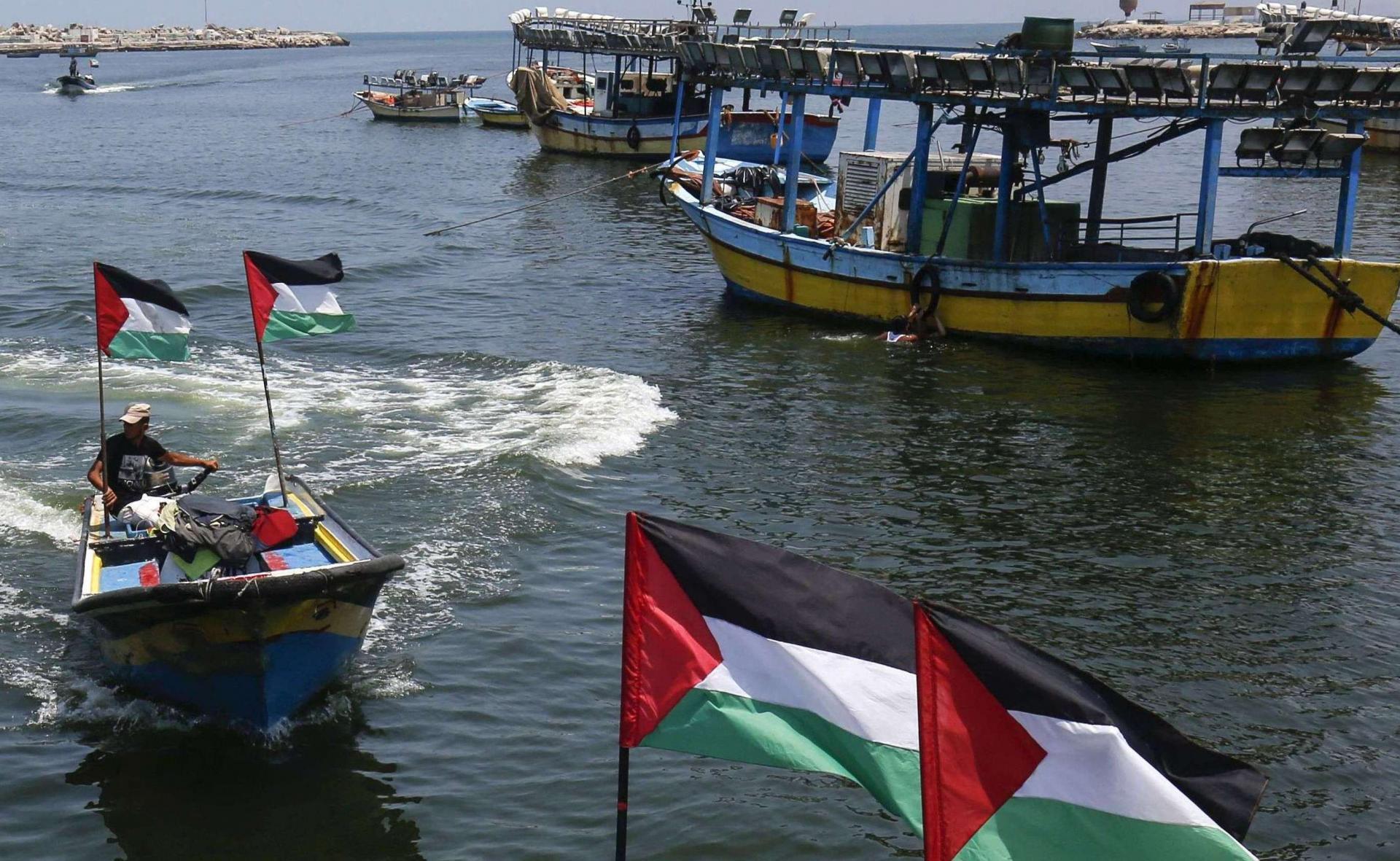 اسرائيل تشدد الحصار علي قطاع غزة