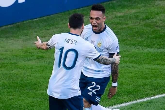 الأرجنتين تتجاوز فنزويلا وتتأهل لنصف النهائي لملاقاة منتخب البرازيل