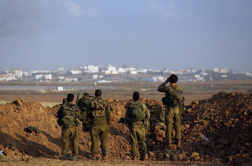 الجيش الاسرائيلي يعتقل شاباً على حدود غزة