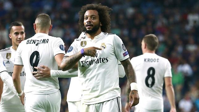 كريستيانو يفتقد مارسيلو في الملعب وخارجه