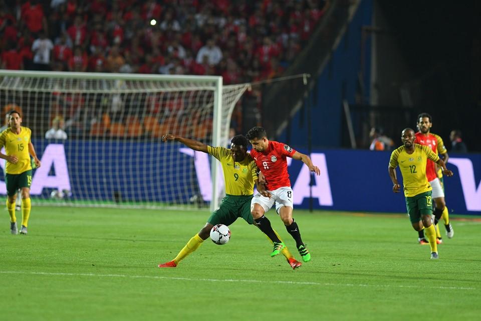 اقصاء مصر من بطولة كأس أمم أفريقيا