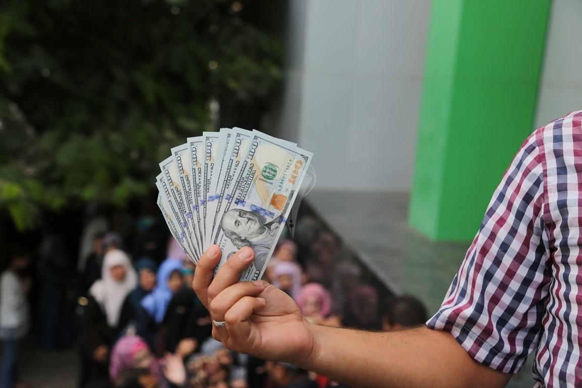 بخصوص وصول المنحة القطرية الدفعة السابعة للأسر الفقيرة