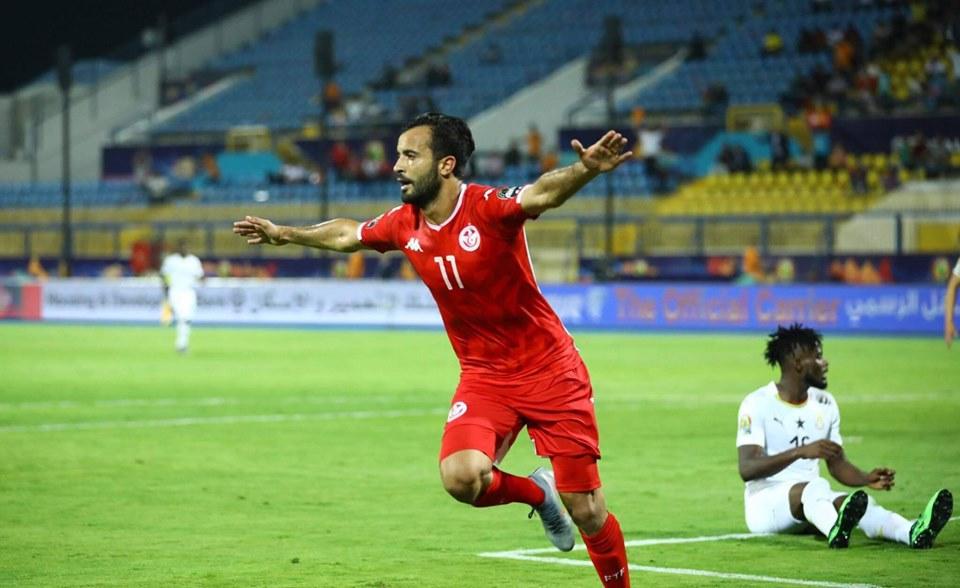 تونس تفوز بركلات الترجيح ضد غانا