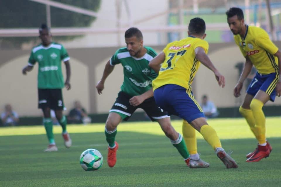 الجزائر تحقق الفوز علي تنزانيا و تتصدر مجموعتها