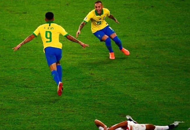 رسميا البرازيل تتويج بكاس كوبا أمريكا 2019