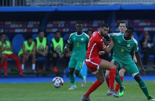 تونس تودع البطولة بعد الخسارة من السنغال