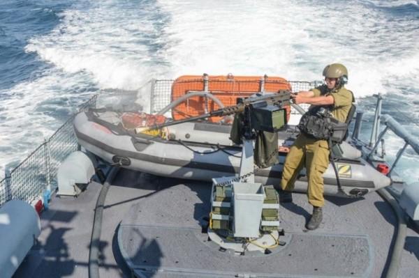 الصيادين يتعرضون الي اطلاق نار من الجيش الاسرائيلي
