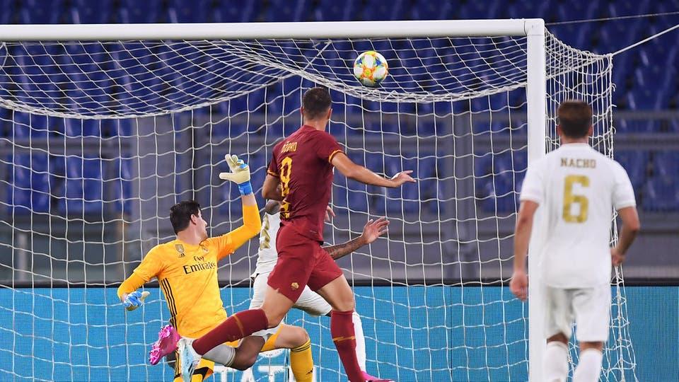 ريال مدريد يقع في فخ الخسارة امام روما