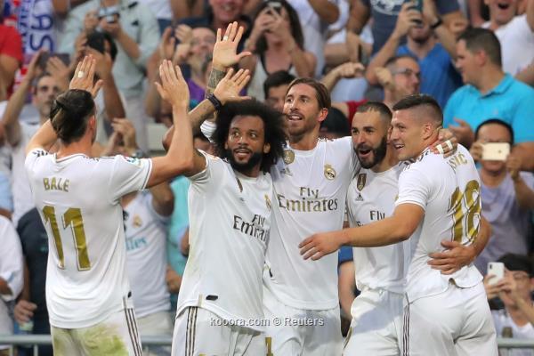 ريال مدريد يقع في فخ التعادل امام بلد الوليد