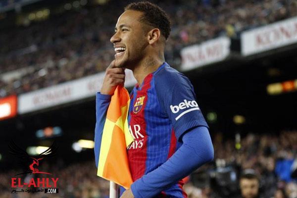 برشلونة يفشل بالتعاقد مع نيمار