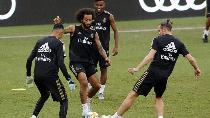 ريال مدريد يواجه وديا ريد بول سالزبورغ