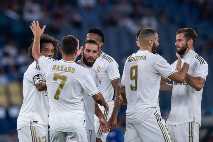 بصعوبة ريال مدريد يفوز علي ليفانتي