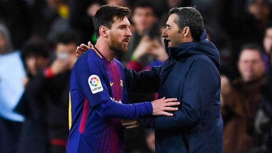 برشلونة في الاختبار الاول في دوري الابطال امام دورتموند