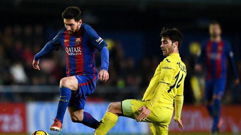 برشلونة يواجه فياريال في الليغا الليلة