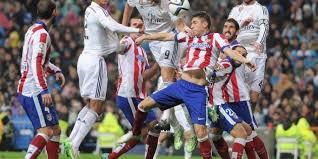 ديربي مدريد الاختبار الاول لريال مدريد