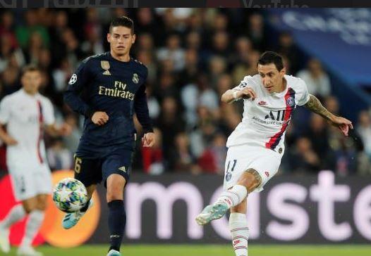 ريال مدريد يسقط امام باريس بثلاثية