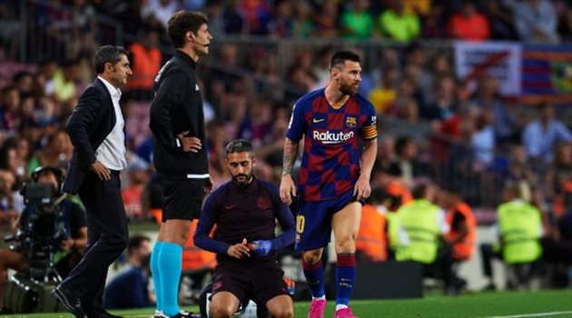 برشلونة يواجه انتر ميلان في الابطال
