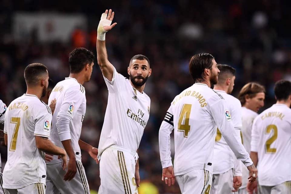 ريال مدريد يكتسح ليغانيس بخماسية نظيفة
