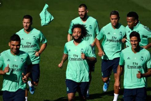 ريال مدريد يسعي للفوز في الابطال ضد كلوب بروج