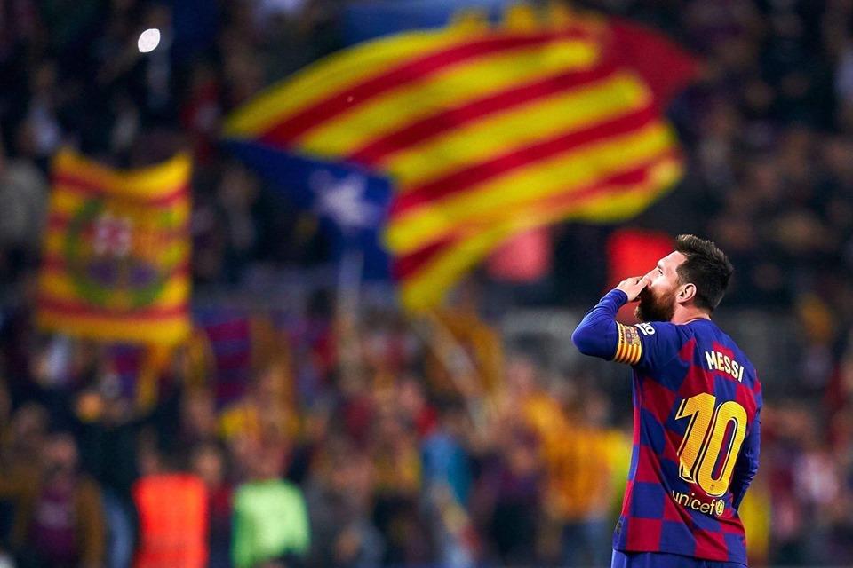 برشلونة يكتسح بلد الوليد بخماسية باداء ولا اروع