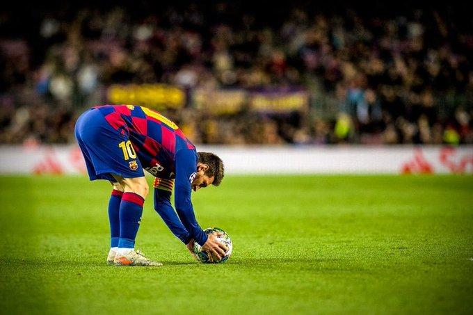 برشلونة يحقق الفوز علي سيلتا فيغو ويواصل صدارته لليجا