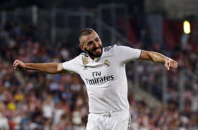 ريال مدريد يكتسح ايبار برباعيه نظيفه خارج ارضه