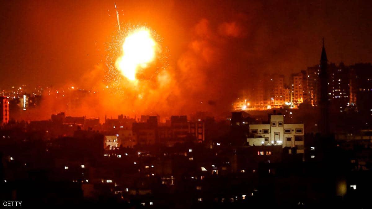 رسميا : وقف اطلاق النار في غزة بوساطة مصرية