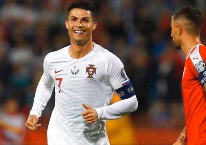 كريستيانو يقود البرتغال الى نهائيات يورو 2020