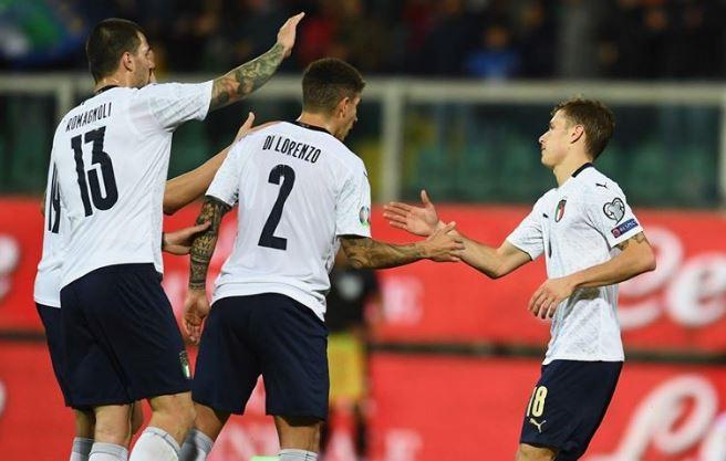 إيطاليا تكتسح ارمينيا بستة اهداف