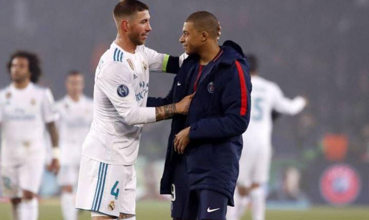 ريال مدريد يواجه باريس في الابطال