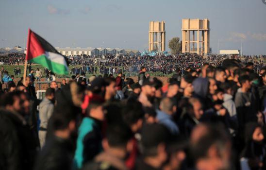 الهيئة الوطنية تدعو لمسيرة كبيرة علي الحدود