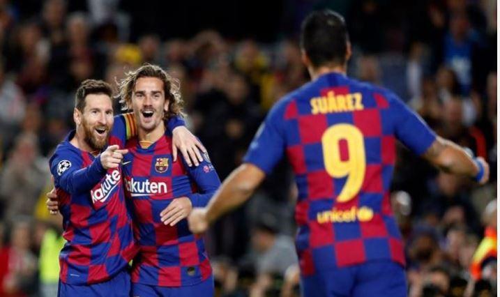 برشلونة في اختبار امام ريال سوسيداد قبل كلاسيكو